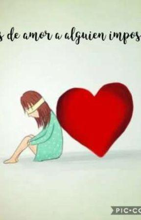 Cartas de amor a alguien imposible. by alexdwarr
