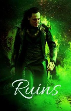 Ruins (Loki x male reader) by amyvamp