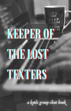 Keeper of the Lost Texters by thelastgleaming