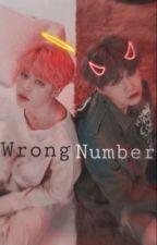 Wrong Number ☏ || M.YG x P.JM by GroceryJinx