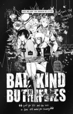 Bad Kind of Butterflies ♧ DazaiXReaderXDOA by makiizzenin