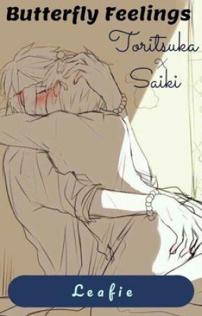 Butterfly Feelings: Saiki x Toritsuka (OG: A Sweetening Force) by xiileaf