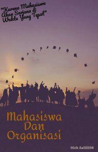 MAHASISWA DAN ORGANISASI cover