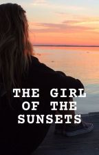 The girl of the sunsets by shiningftl