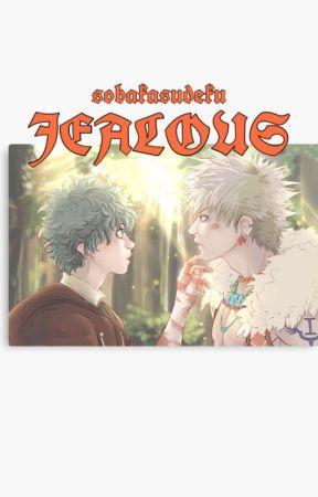 Jealous - bakudeku/fantasy cross-over! by sobakasudeku