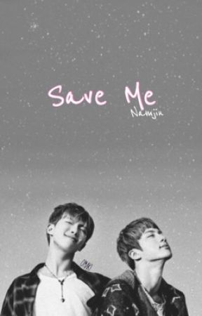 Save Me || Namjin Hybrid AU by OMaki1205