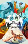 Wings of Fire One-Shots cover