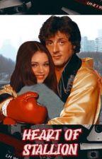 The Winner of My Heart (ROCKY BALBOA X OC) by denirosgirl