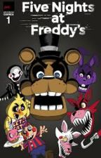 FNAF x Reader oneshots by alien_person_23
