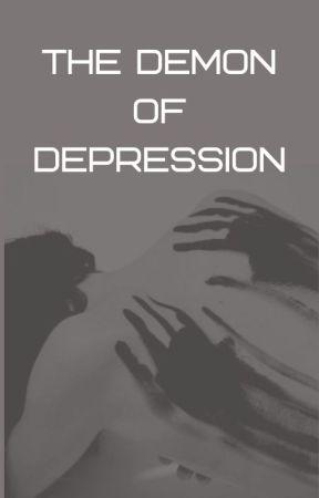 Demon of Depression by MKShepp