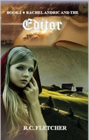 Rachel Andric and The Editor (Rewrite) by RCFletcher