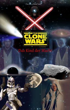 Das Kind der Macht- Star Wars the Clone Wars  by Miss_mysterium