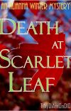 Death at Scarlet Leaf. cover