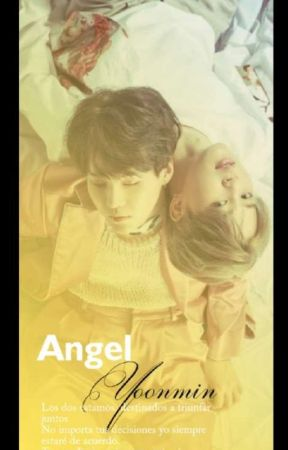 ✨ Angel ✨ Yoonmin by Pacifyher2001