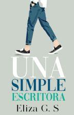 Una simple escritora by Eliza11E