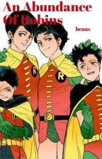 An Abundance of Robins by scatteredbeans