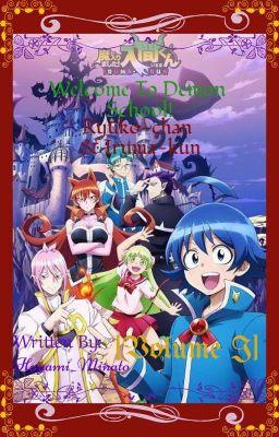 Welcome To Demon School! Ryūko-chan & Iruma-kun [The First Story]