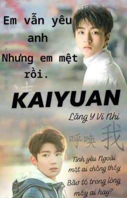 Đọc truyện ( KaiYuan) I am tired