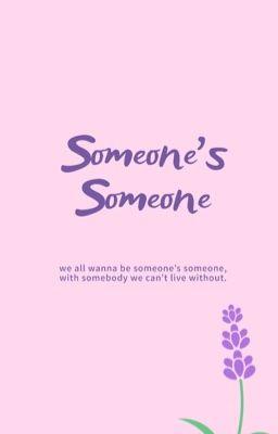 changki; someone's someone