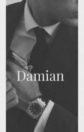 Damian [coming soon]  by nadineger