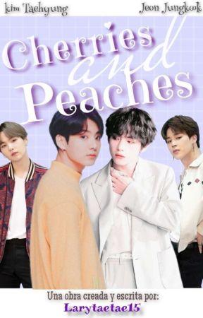 Cherries And Peaches °<kookv>° by larytaetae15