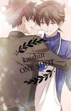 Kaishin One-Shot by Owo_Jj