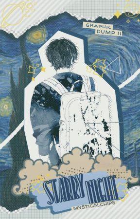 starry night   graphic dump ii by mysticalchips