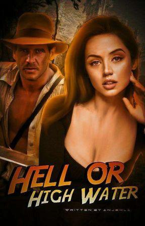 Hell or High Water ━━ Indiana Jones by lukeskywalkers-