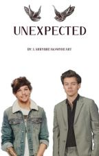 Unexpected || l.s by larrybreaksmyheart