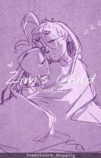 Invader Zim [ZADR] | Zim's Child  by Insectivore_Shipping