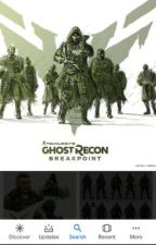 The ghost and the wolf           Tom Clancy Ghost Recon Breakpoint.       by shadder38