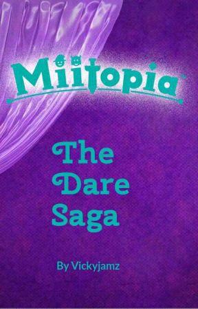 Miitopia: The Dare Saga by Vickyjamz