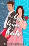 The Boy She Loves To Hate cover