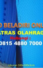 [DISTRIBUTOR] Matras Taekwondo Sungai Liat di Bangka Belitung, 0815 4880 7000 by tokoalatbeladiritop