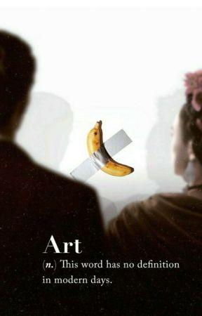 random art book the second  by WanderingStar_-