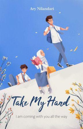 Take My Hand by AryNilandari