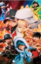 Boboiboy: The Superhero, the superbrothers ••2~ Winter Vacation by Zenuex