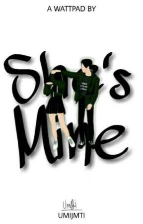 She's Mine by minumesenak
