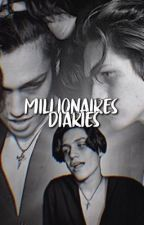 Millionaires diaries  by charolinecore