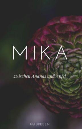 MIKA - zwischen Ananas und Apfel  by Naureeen03