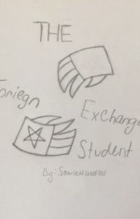 ~The Foreign Exchange Student~ (CH TexasxMoscow) REMAKE! cover