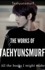 TXT Books I might make by TaehyunSmurf