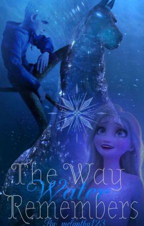 The Way Water Remembers (JELSA)  by melantha123