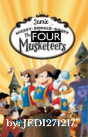 The Four Musketeers (Max X Jamie) by JEDI271217