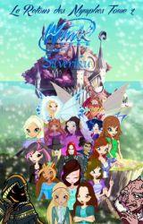Winx Club, le retour des Nymphes (Tome 1) (Terminé) by Silveriku
