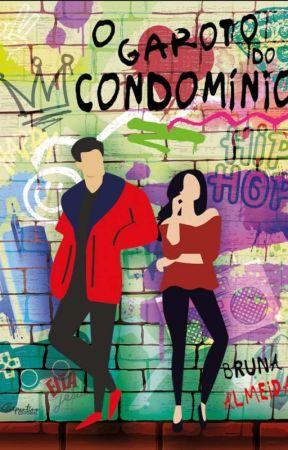O Garoto do Condomínio ㅡ DEGUSTAÇÃO by Bruna2112