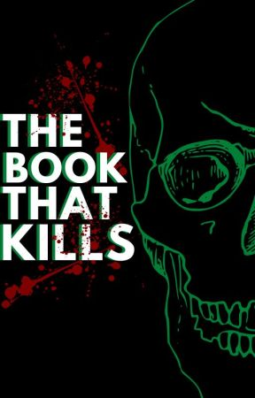 The Book That Kills by t2ired