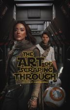 The Art of Scraping Through   Poe Dameron [ 1 ] by findtheforce