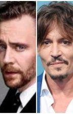 Johnny Depp and Tom Hiddelstion Imagines by Ctkiller