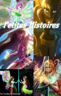 Petite histoires (winx club) cover